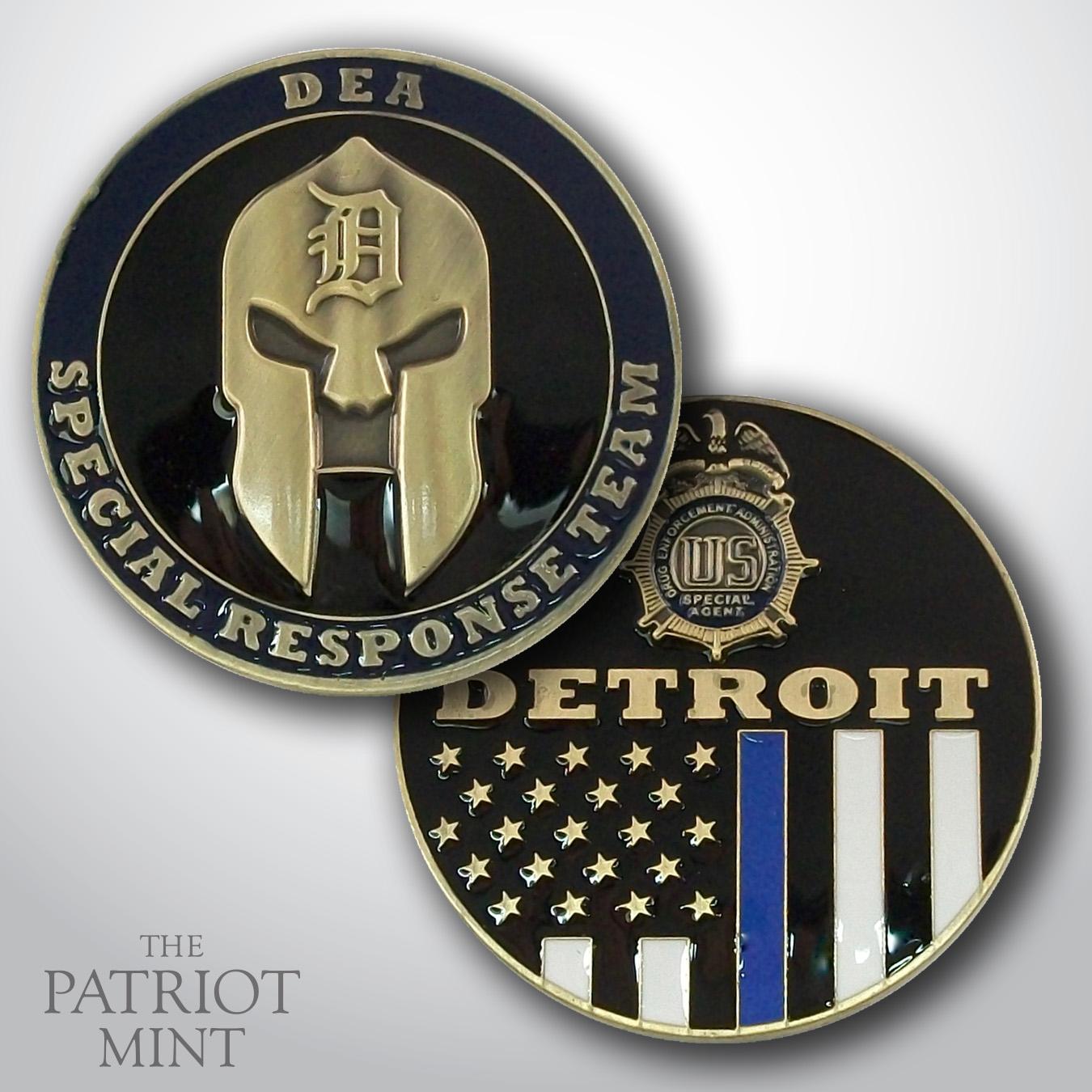 Challenge Coins - The Patriot Mint