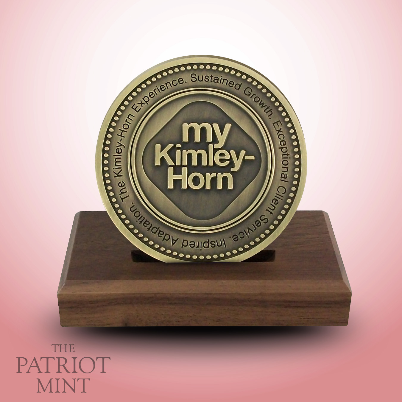 Commemorative Medallions - The Patriot Mint